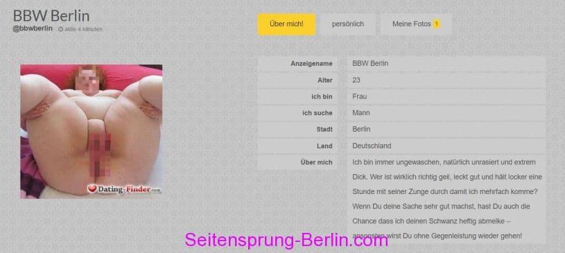 fette fotze berlin